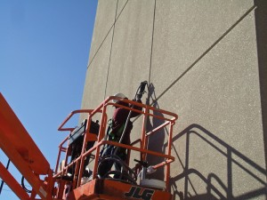 concrete restoration, construction, sealant